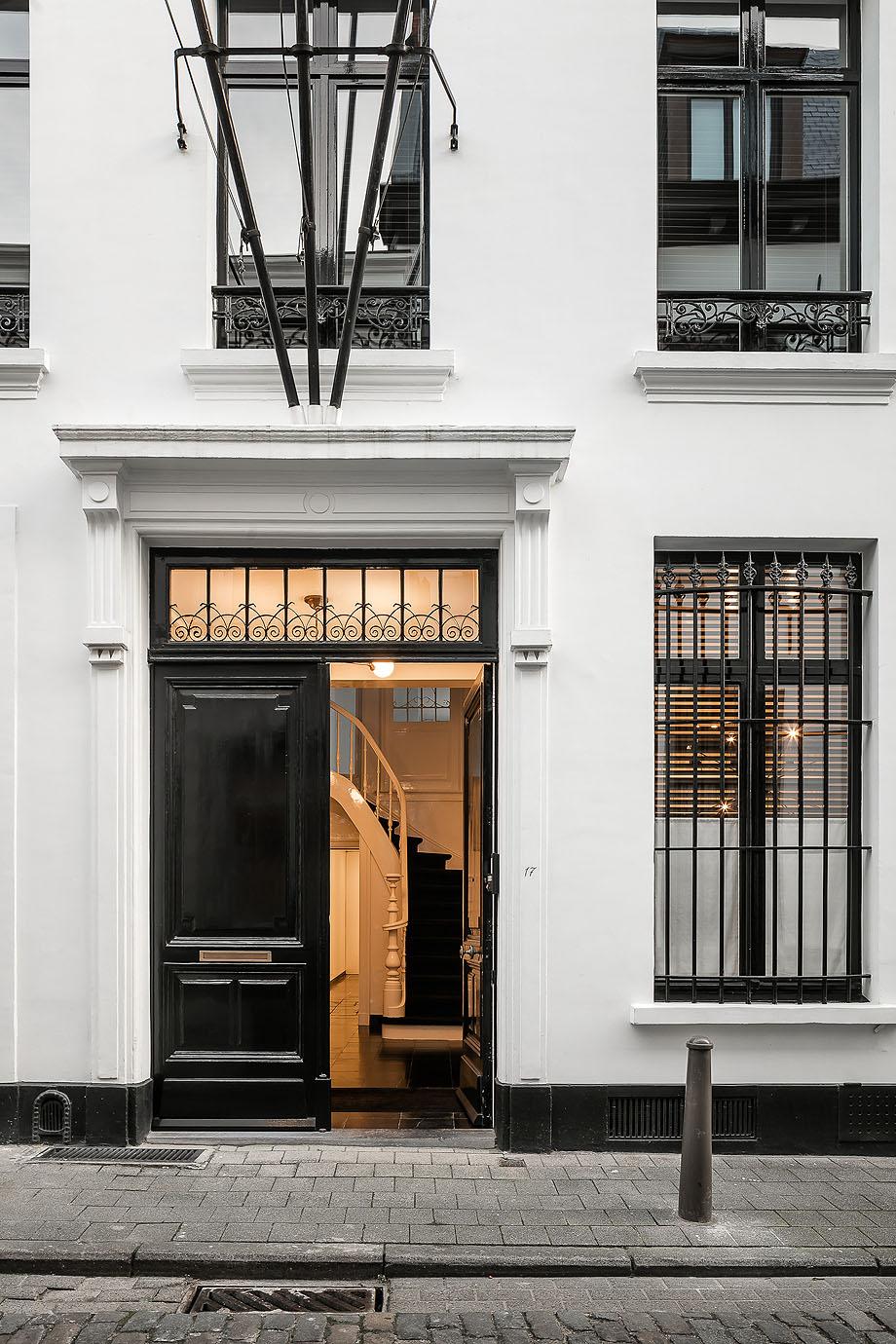 casa mk en amberes por nicolas schuybroek architects (19)