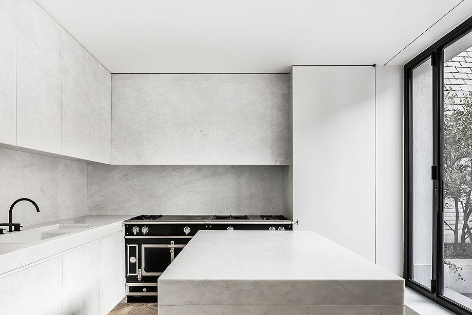 casa mk en amberes por nicolas schuybroek architects (9)