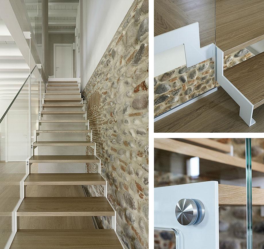 Escaleras prefabricadas para ahorrar espacio for Escaleras fontanot