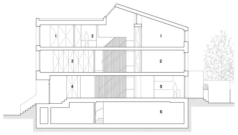 residencia sommerville en montreal de naturehumaine (22)