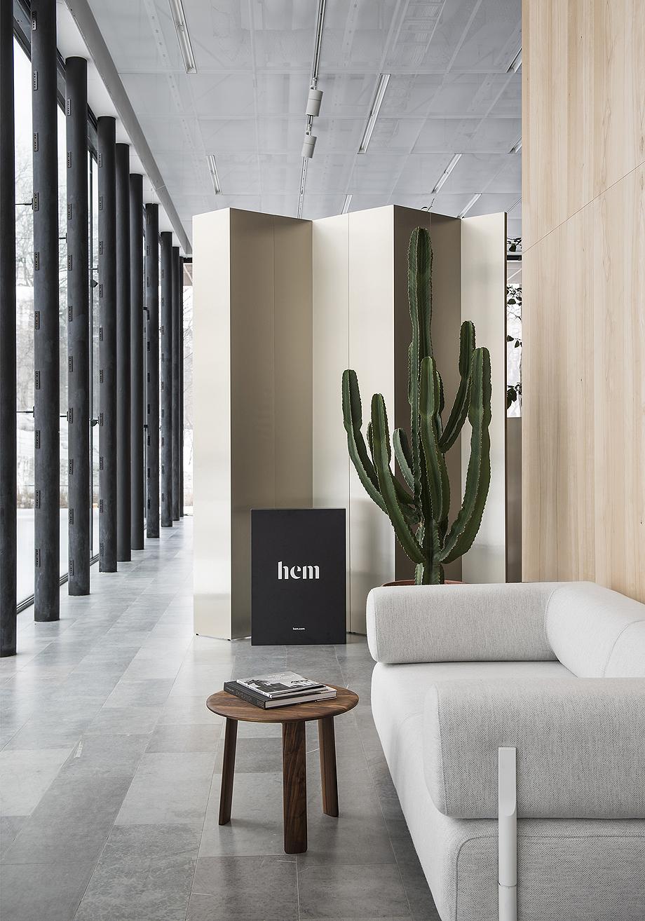 showroom y oficinas de Hem en Estocolmo por Förstberg Ling (4)