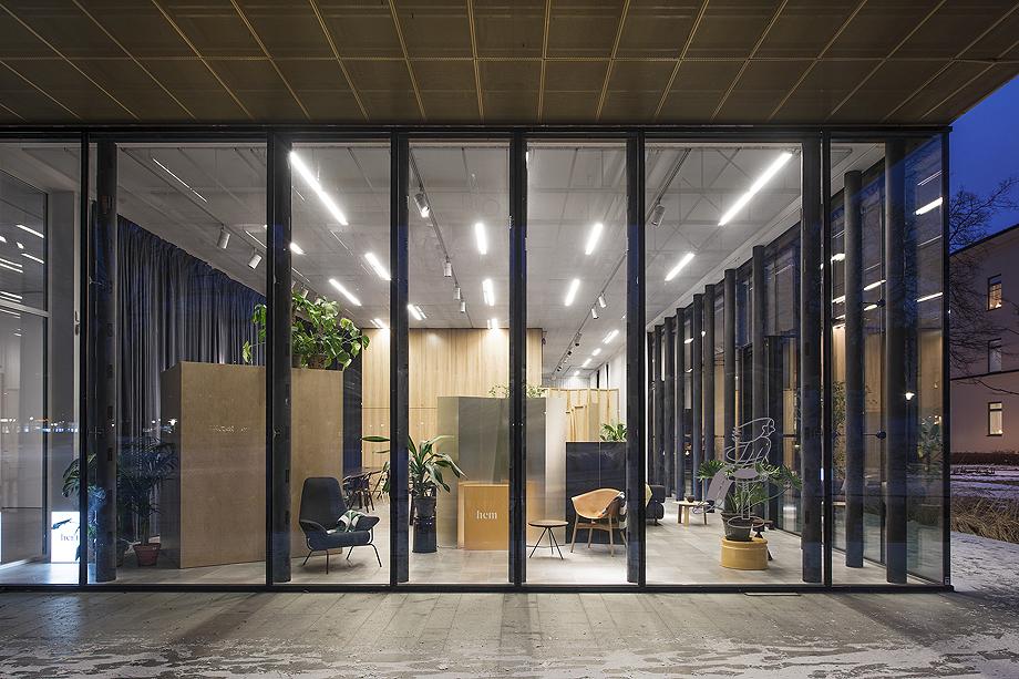 showroom y oficinas de Hem en Estocolmo por Förstberg Ling (9)