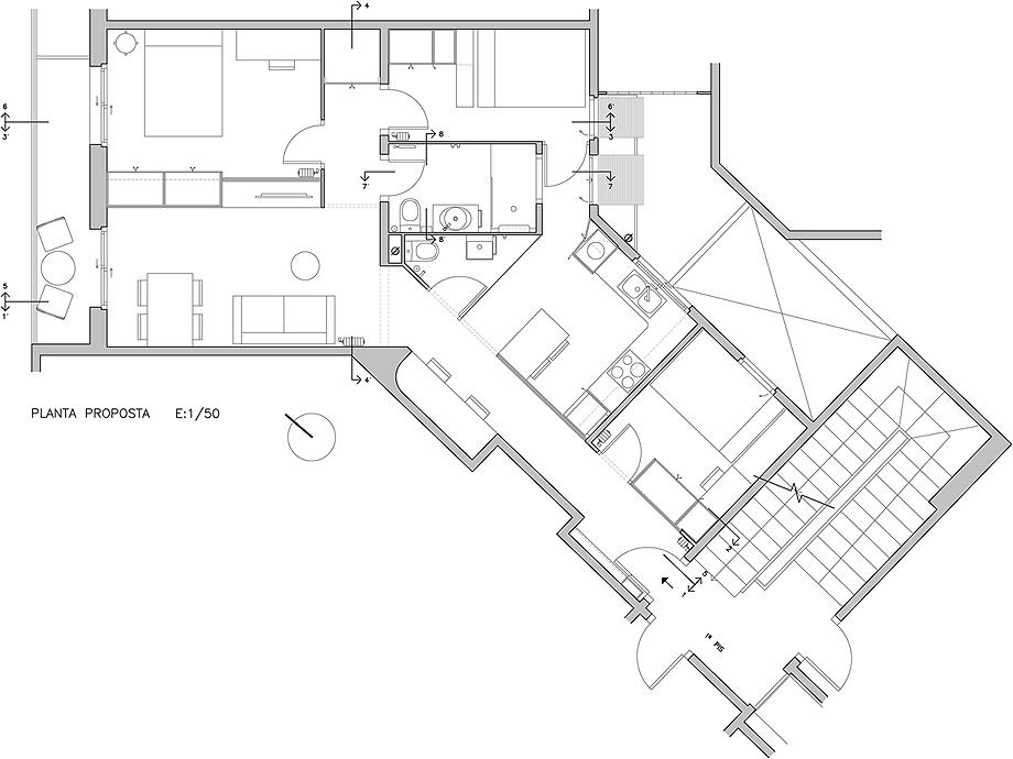 vivienda de alquiler diseño low cost agusti costa (18)