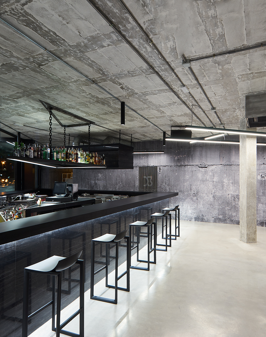 D3 Disco by Minimal Studio. Architect: J.David Martinez Jofre