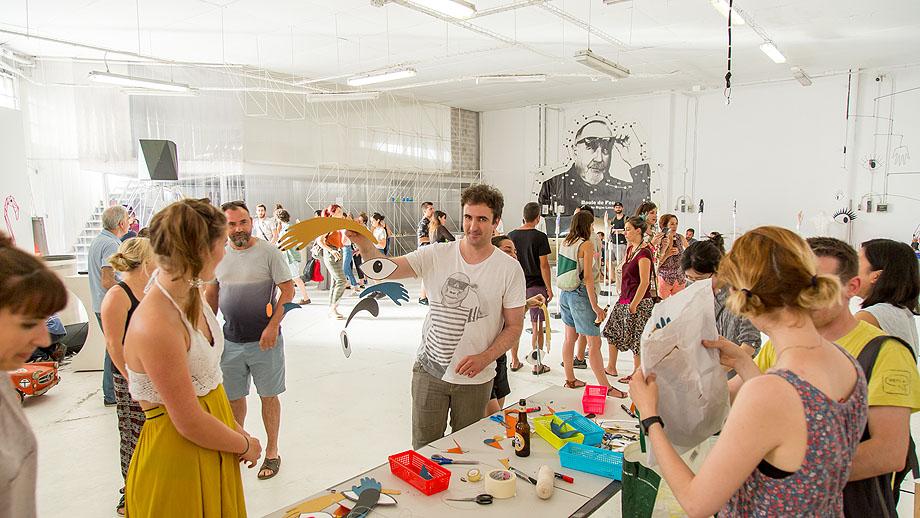 más de 20.000 personas participan en la barcelona design week (1)