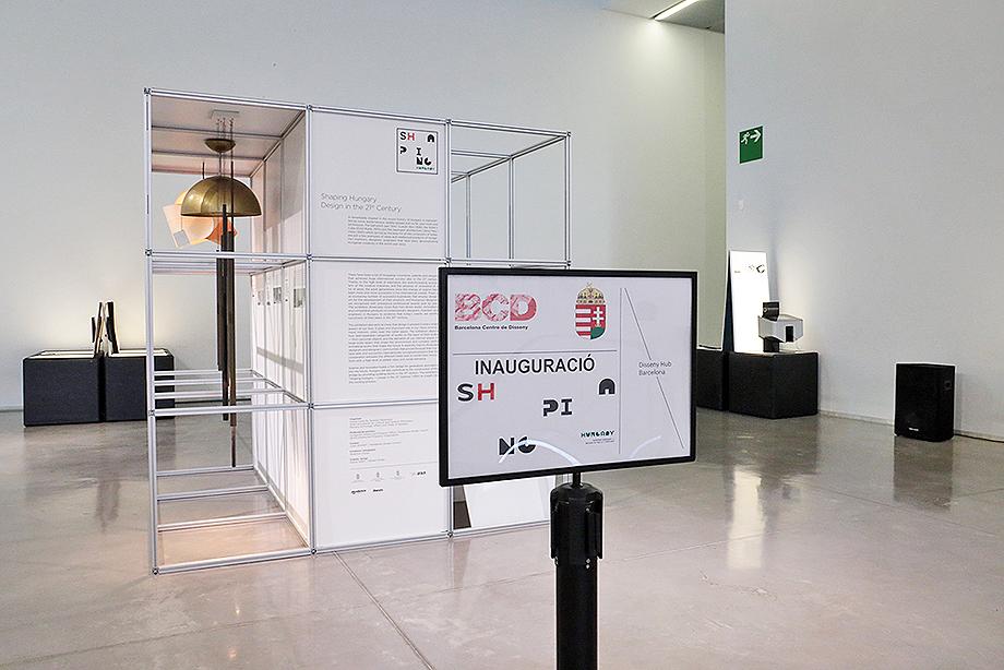 El DHUB acoge la exposición Shaping Hungary Design in the 21st Century (1)