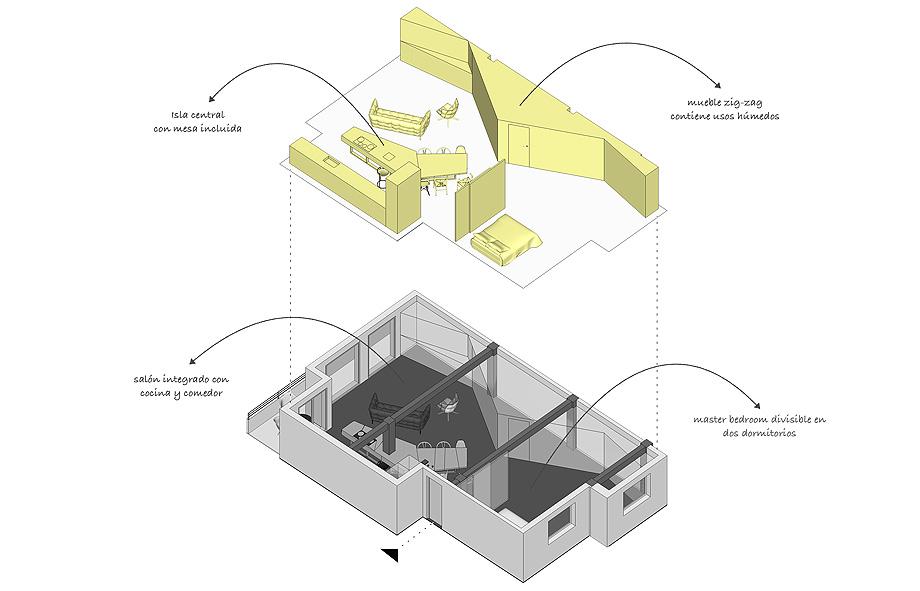 apartamento AB en beasain de mappa arquitectos (22)