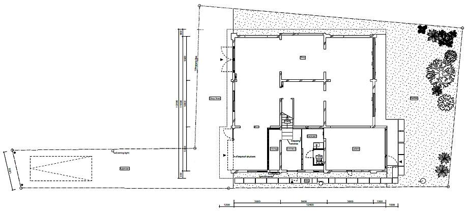 casa en sangenjaya de schemata architects (13)