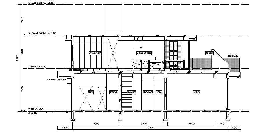 casa en sangenjaya de schemata architects (16)