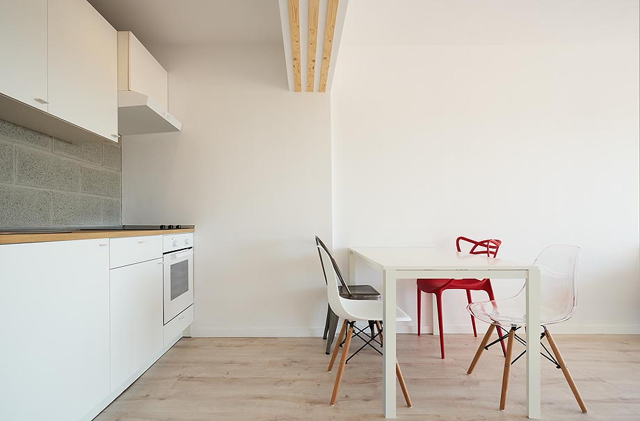 Minimal Studio apartment in Alcudia-Mallorca-Spain Comissioned by Minimal Studio