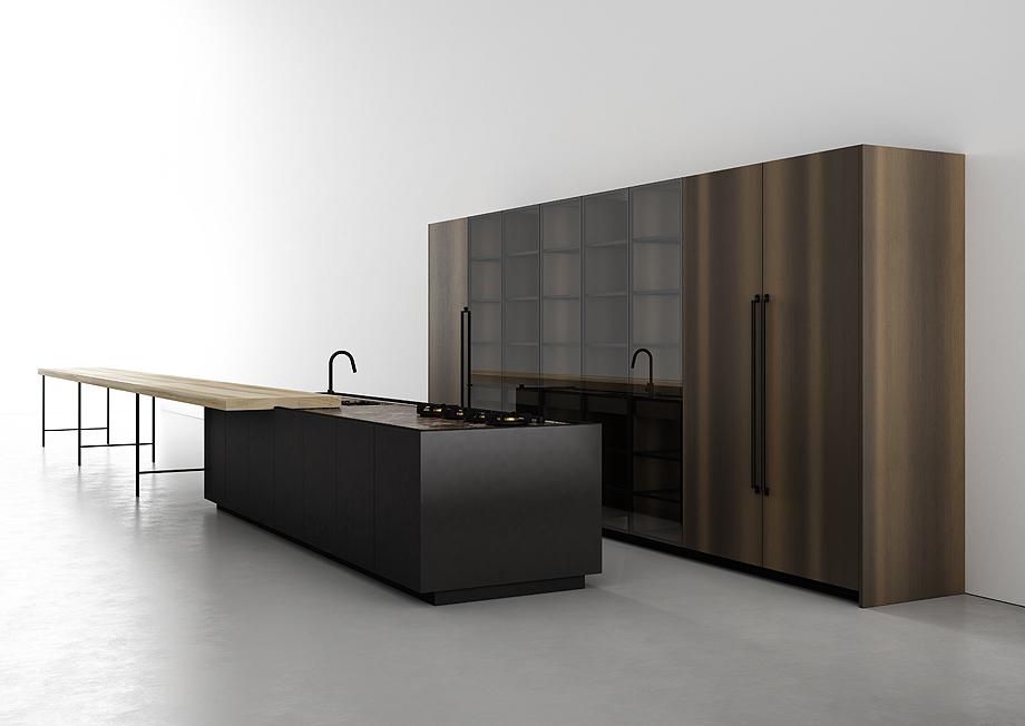 robert wangen y boffi presentan la sofistacada serie k21. Black Bedroom Furniture Sets. Home Design Ideas