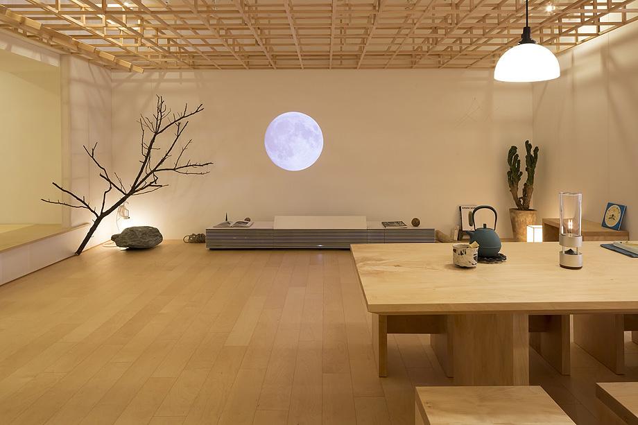 Life Space UX de Sony en Ginza por Fumihiko Sano Phenomenon (6)