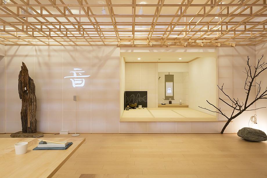 Life Space UX de Sony en Ginza por Fumihiko Sano Phenomenon (8)