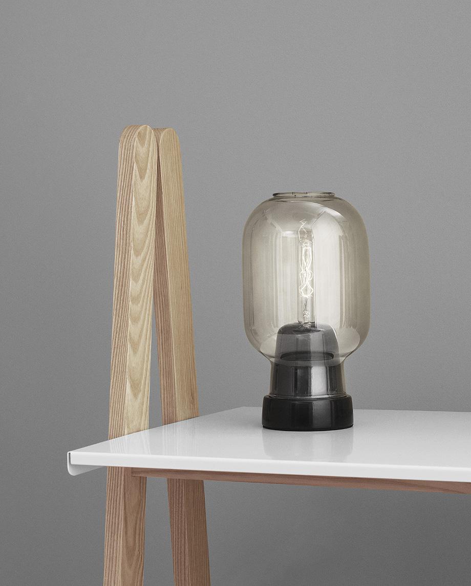 lampara amp de simon legald para normann copenhagen