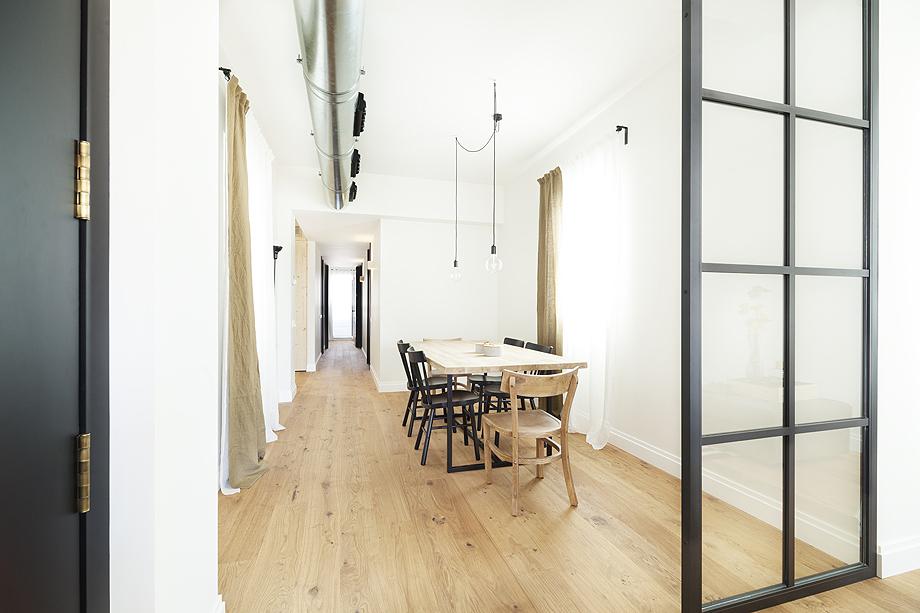 reforma ático en ruzafa por área arquitectura (4)