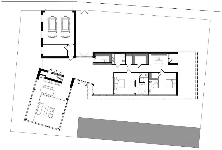 residencia en las colinas de Hollywood de m3 architects (10)