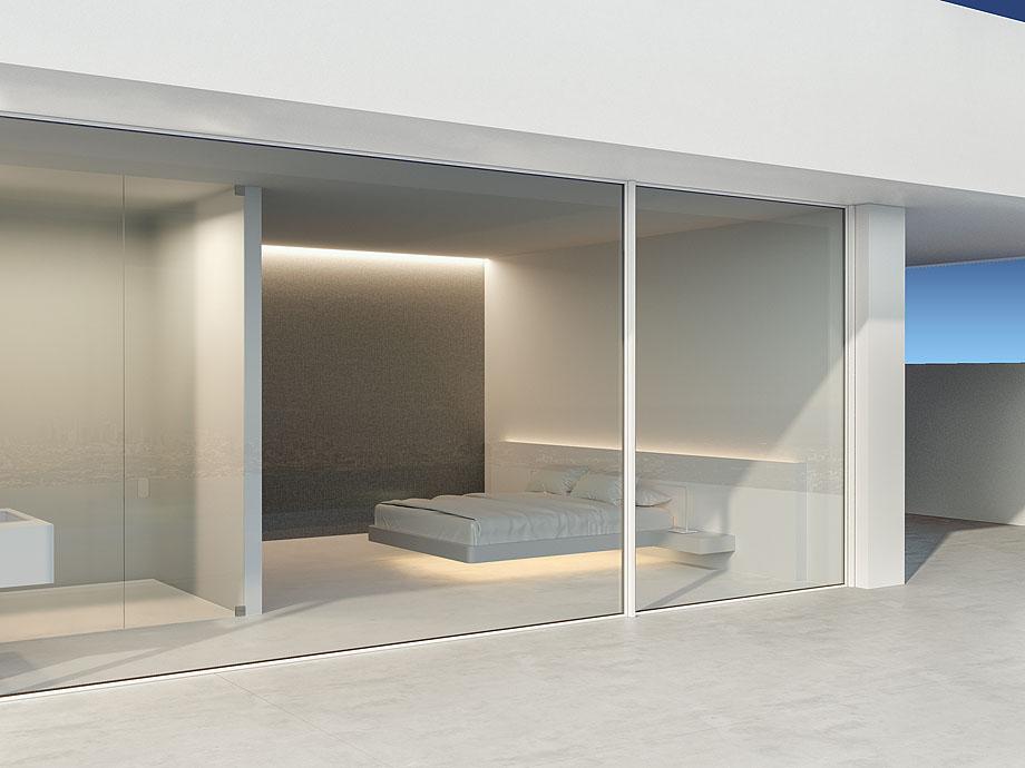 residencia en las colinas de Hollywood de m3 architects (7)