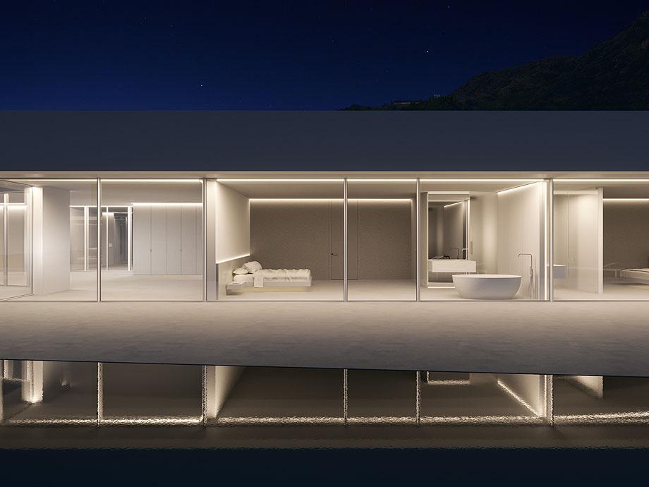 residencia en las colinas de Hollywood de m3 architects (8)
