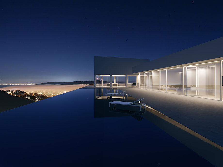 residencia en las colinas de Hollywood de m3 architects (9b)