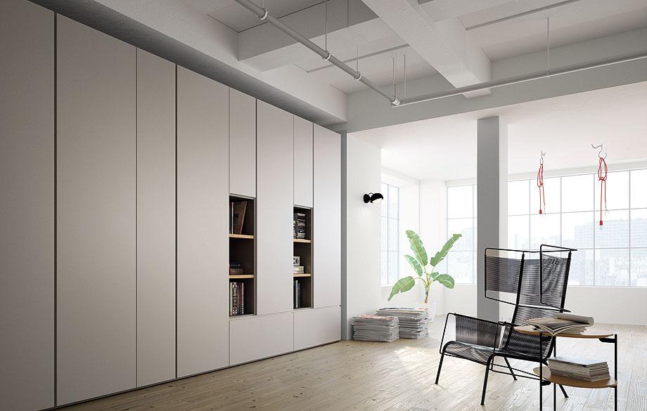 Grafik armario modular de renko sandi para caccaro