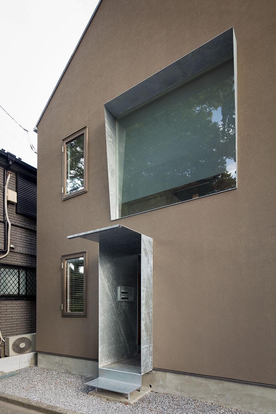 casa en minami-ogikubo por case-real (1)