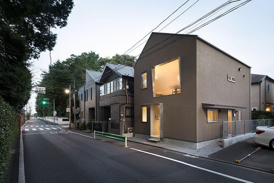 casa en minami-ogikubo por case-real (14)