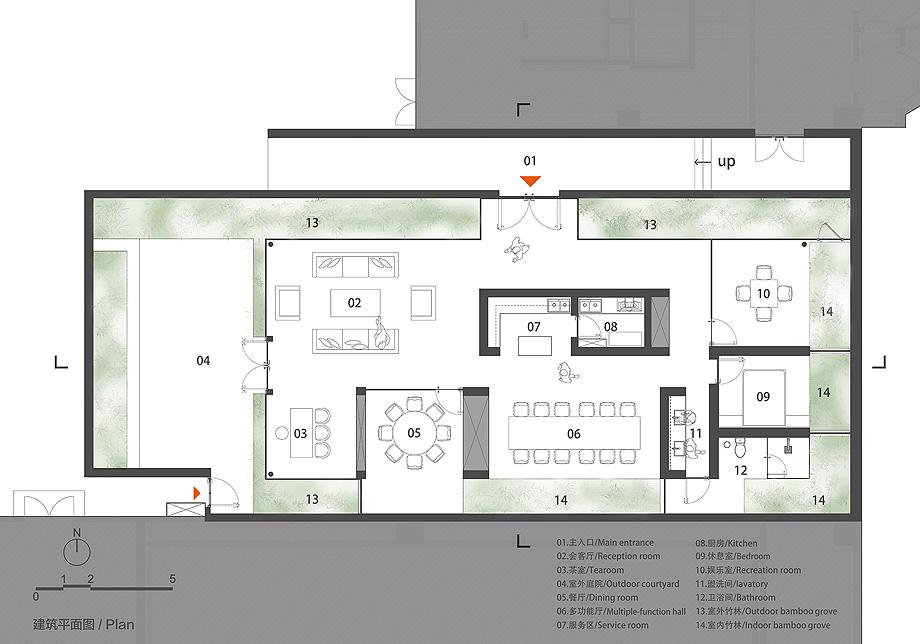 jardin de bambu en la terraza de v studio (23)