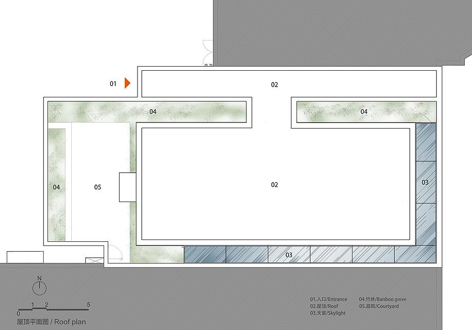 jardin de bambu en la terraza de v studio (24)