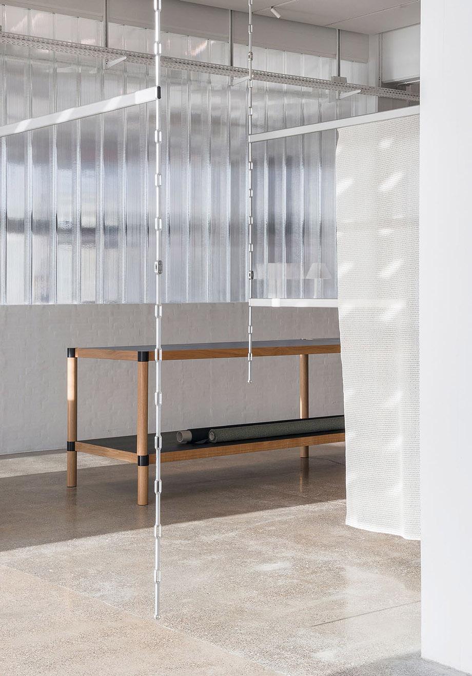 Studio Bouroullec Dise A El Nuevo Showroom De Kvadrat # Muebles Nuovo Cd Juarez