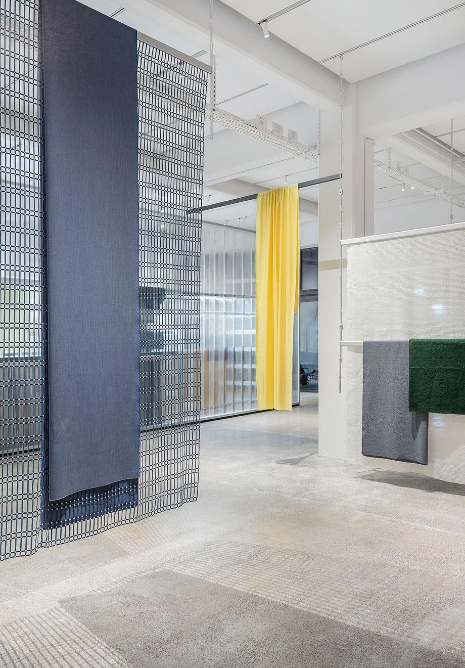 showroom kvadrat en copenhague por studio bouroullec (11)