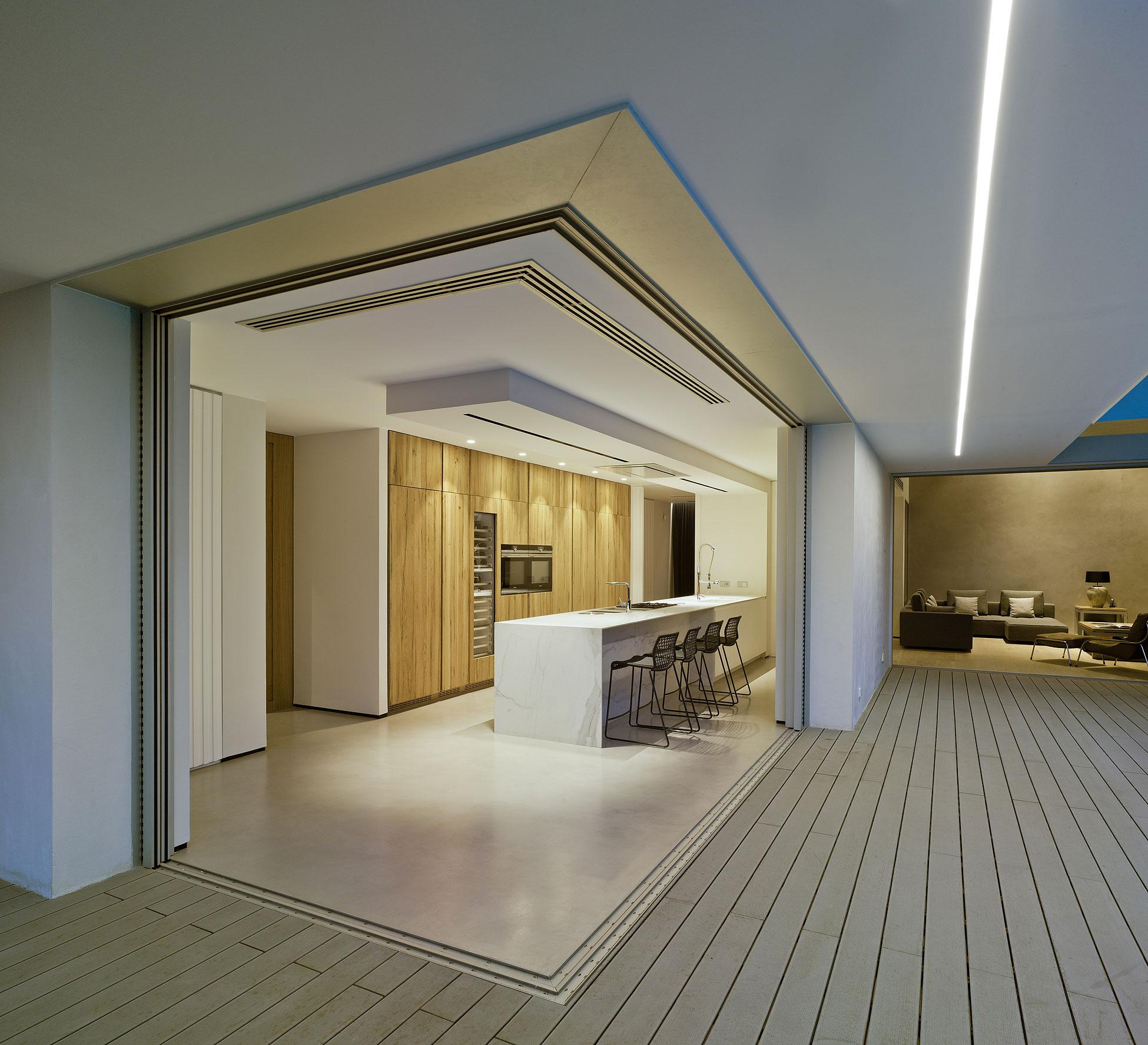 Minimalista Casa De Docrys Cocinas Dc Arquitectura Interior # Teodora Muebles