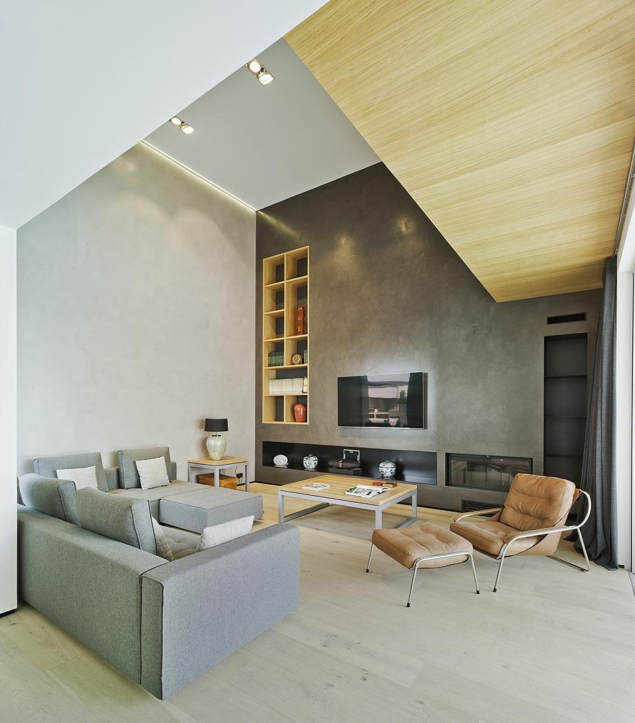 Una Casa Elegante Y Atemporal De Pablo Belda Y Tom S Amat