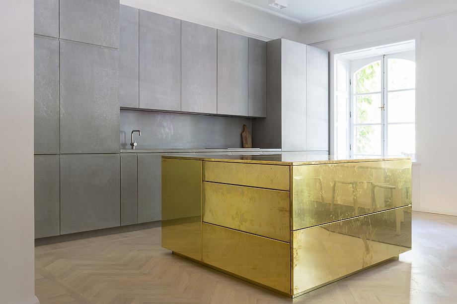 apartamento en gris y oro de richard lindvall (3)