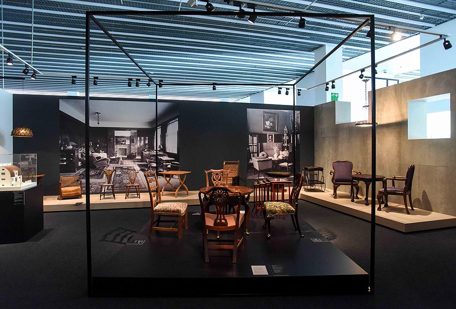 exposicion museu del disseny adolf loos. espacios privados (4)