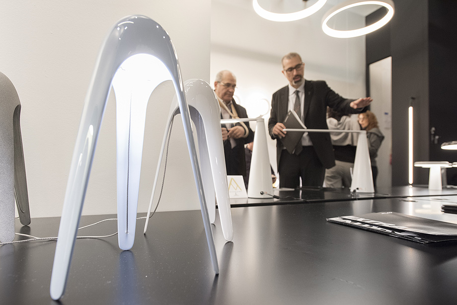Stand: Martinelli Luce spa, Pure, Halle 11.2