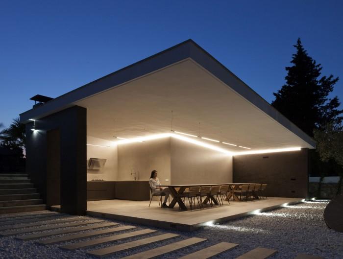 Una casa en valencia por fran silvestre arquitectos - Arquitectos en valencia ...