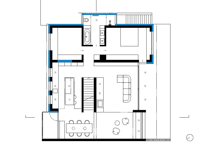 reforma casa s de schleicher ragaller architekten (16)