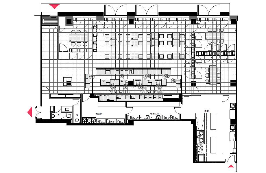 restaurante sunni 67 de atelier about architecture (21)