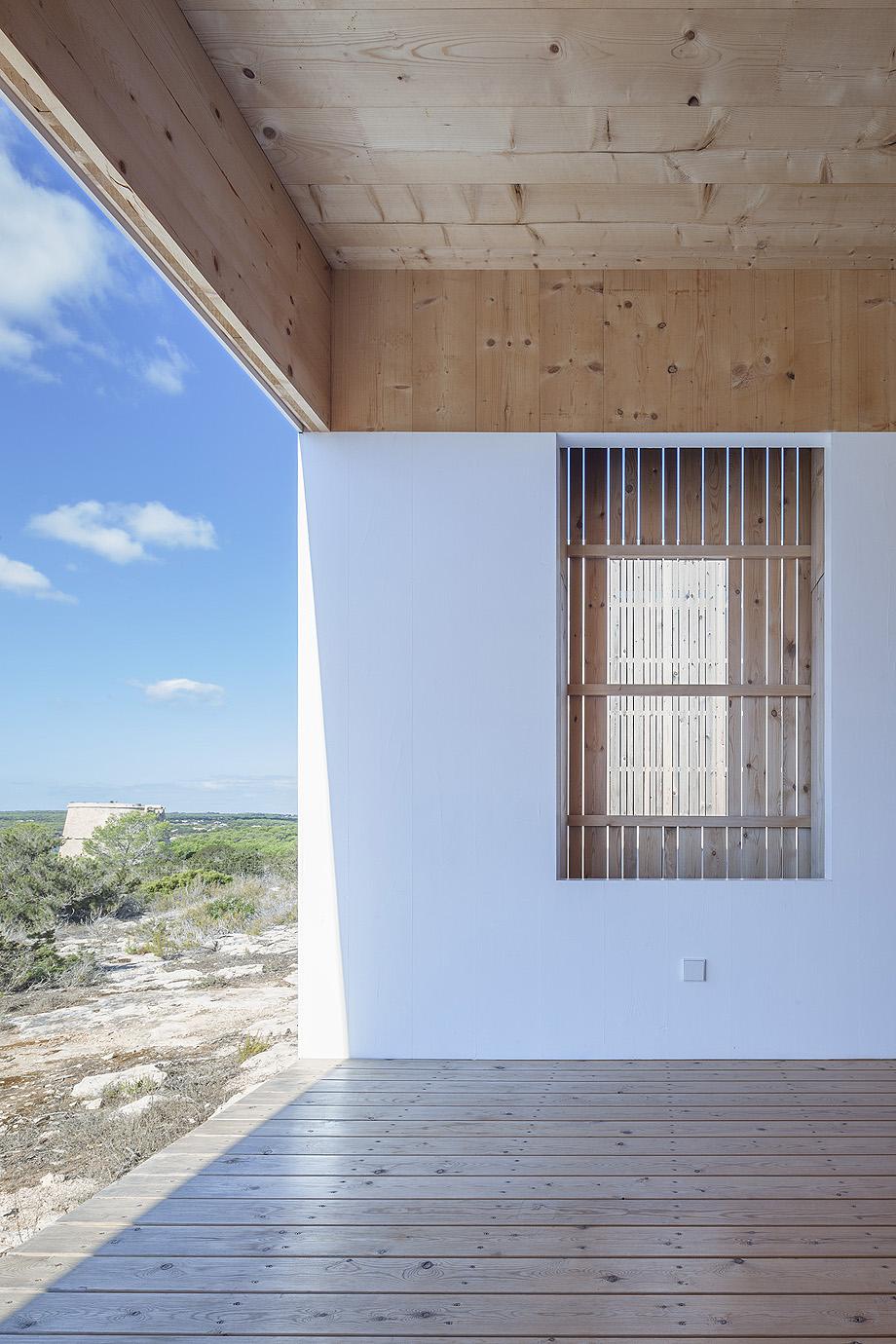 casa privada en formentera por marià castelló (28)
