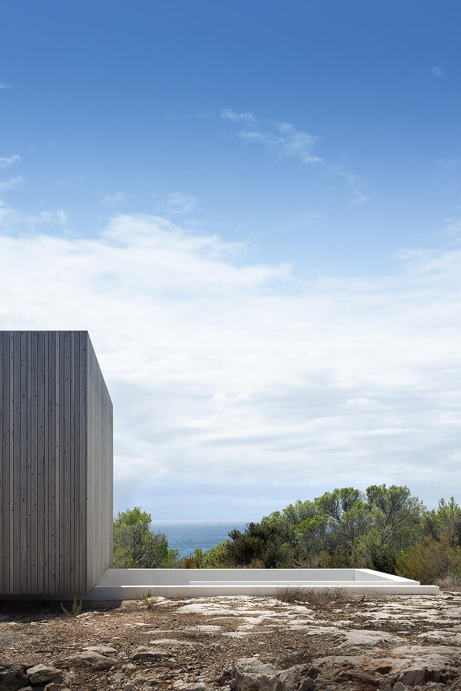 casa privada en formentera por marià castelló (46)