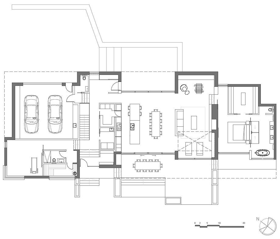 la casa slender por mu architecture (26)