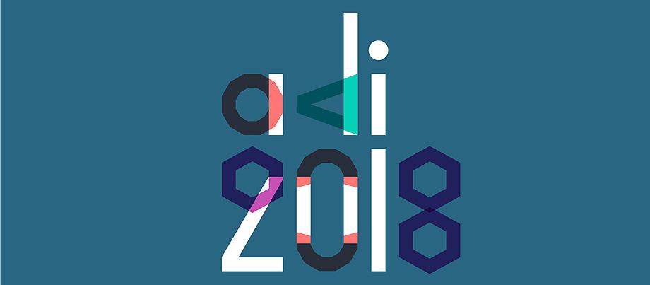 logotipo premios adi 2018
