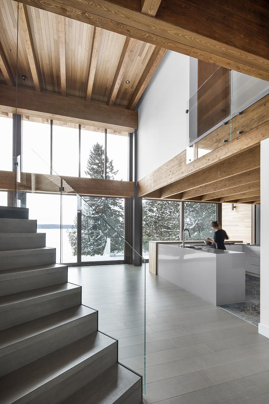 casa accostee de bourgeois lechasseur architects - foto adrien williams (1)