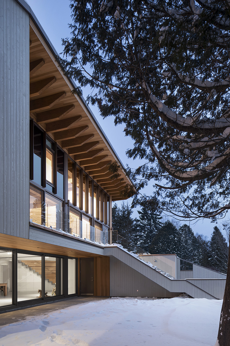 casa accostee de bourgeois lechasseur architects - foto adrien williams (16)