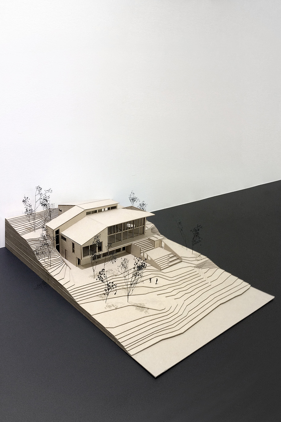 casa accostee de bourgeois lechasseur architects - foto adrien williams (18)