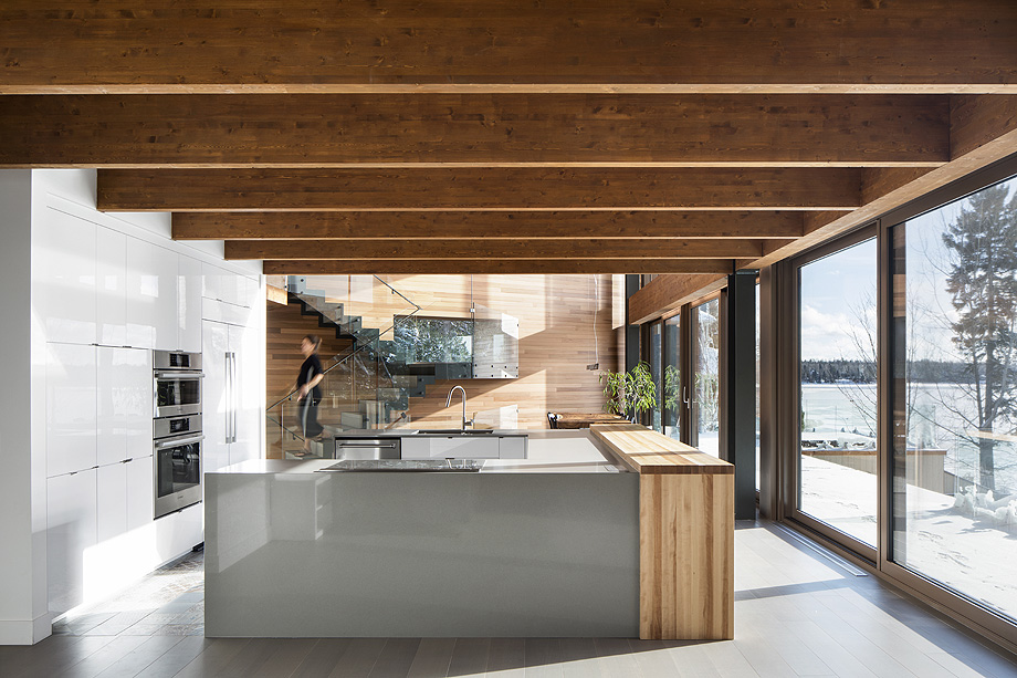 casa accostee de bourgeois lechasseur architects - foto adrien williams (3)