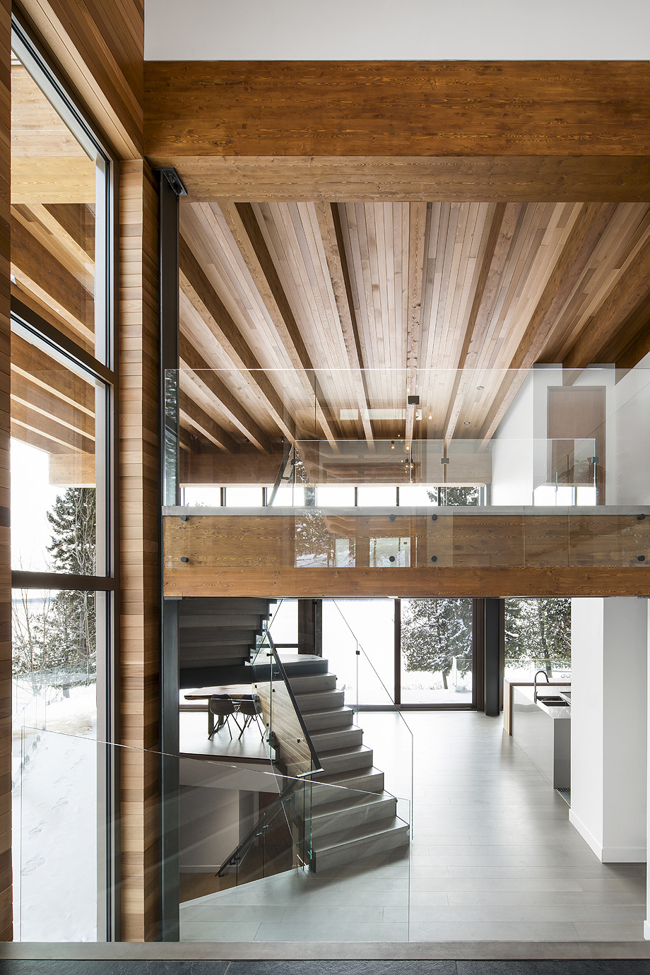 casa accostee de bourgeois lechasseur architects - foto adrien williams (5)
