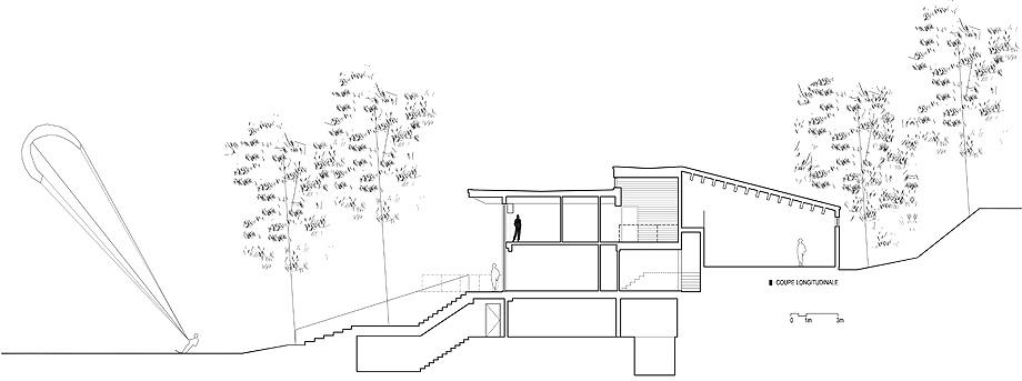 casa accostee de bourgeois lechasseur architects - planos (20)