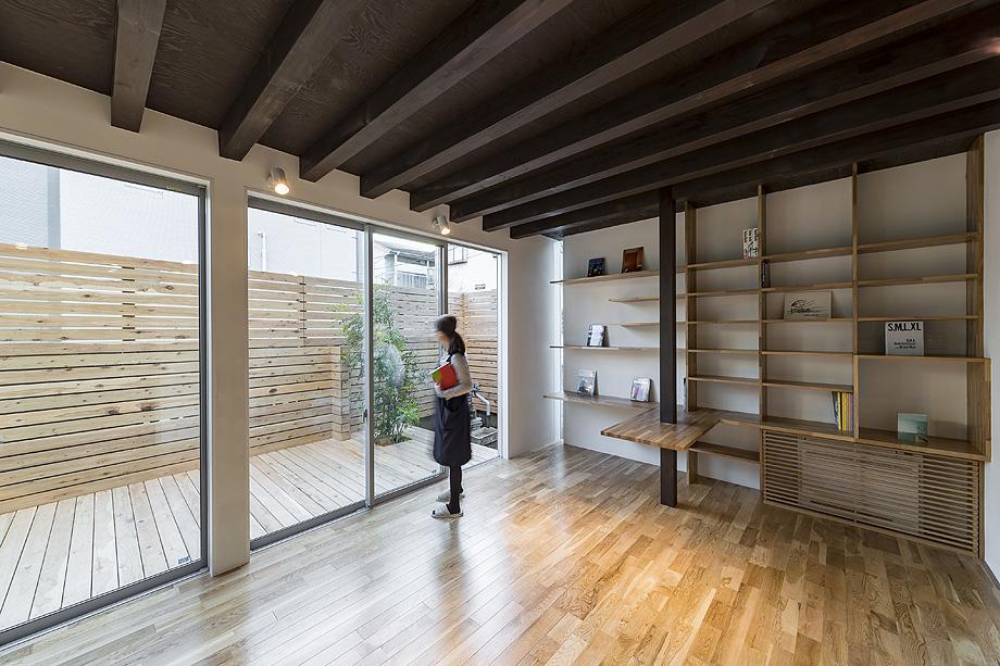 casa n de yds architects - foto nobuki taoka (2)