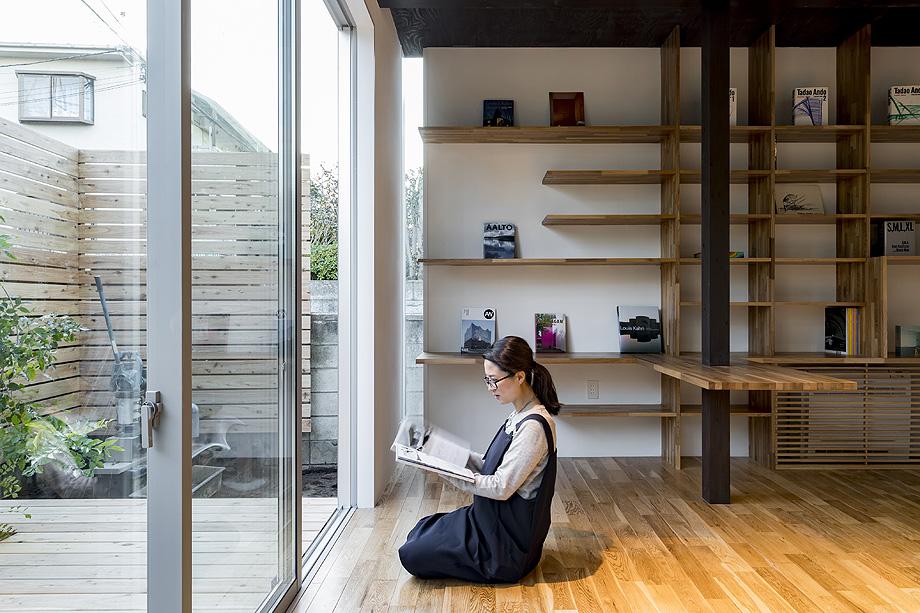 casa n de yds architects - foto nobuki taoka (4)